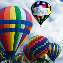 Plano Balloon Festival Balloons, Beautiful places to