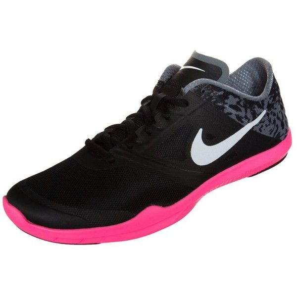 5068c5ecfe70 Nike Performance STUDIO TRAINER 2 Sports shoes white cool grey pink... (195  LTL) ❤ liked on Polyvore