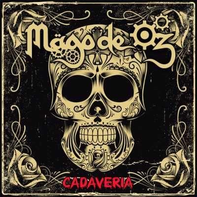 Mägo De Oz Cadaveria 2014 Single Download Folk Metal Bands Hard Rock Metal Artwork
