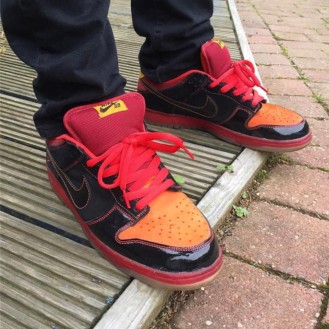 656781afca6a Nike Dunk Low Pro SB