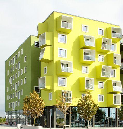 Ørestad Plejecenter / Senior Housing