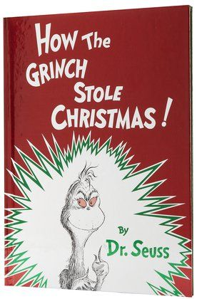 How The Grinch Stole Christmas Book Amazon