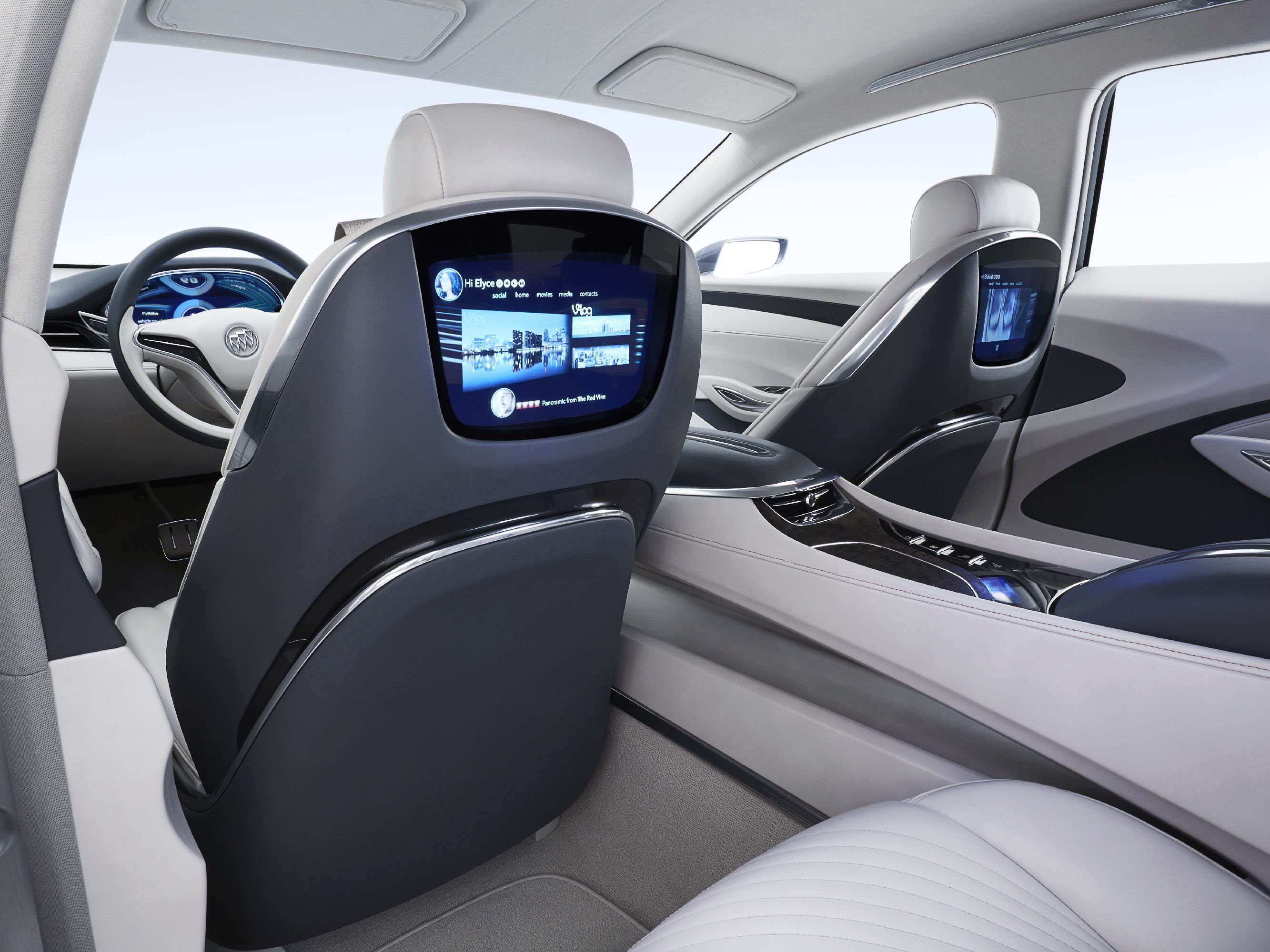 The 11 Coolest Cars From The Detroit Auto Show Wired Buick Avenir Concept Car Design Best Luxury Cars