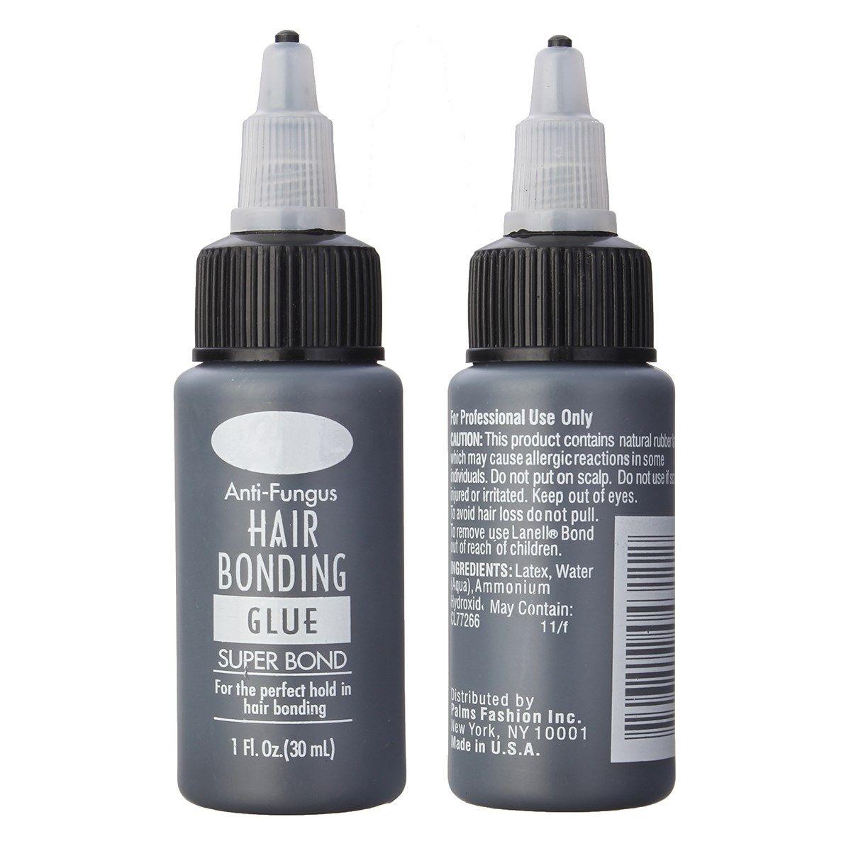 New 1bottle 1floz Hair Bonding Glue Super Bonding Liquid Glue For
