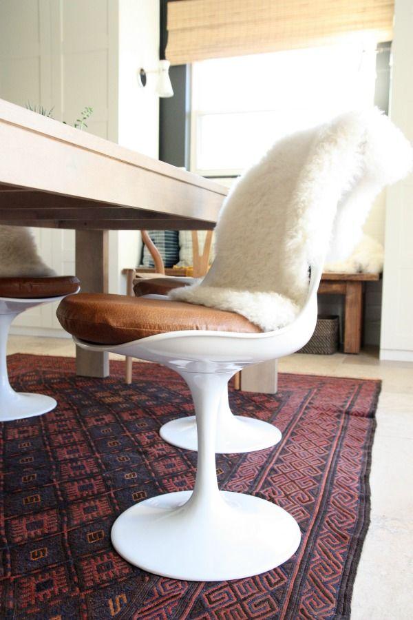 leather lookalike dining chair cushions house tweaking cheery
