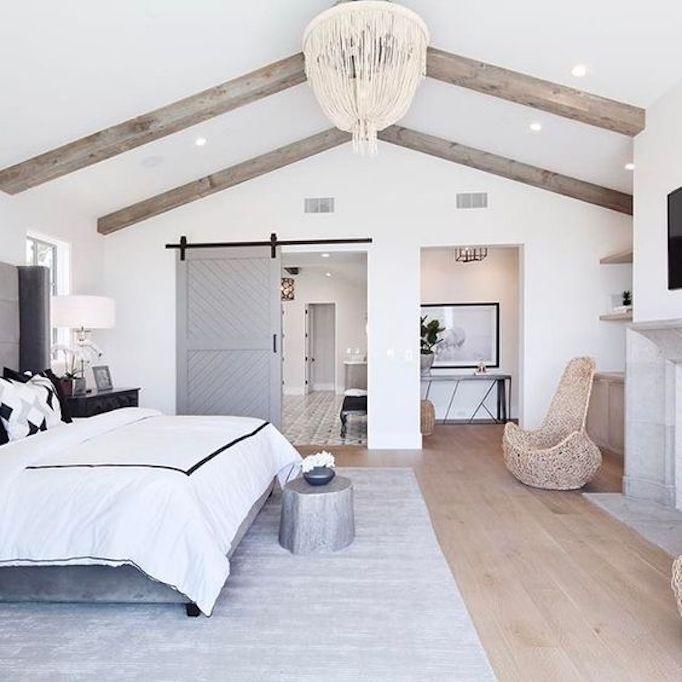 Tiffany Harris Design Creates Spaces Of Crisp White