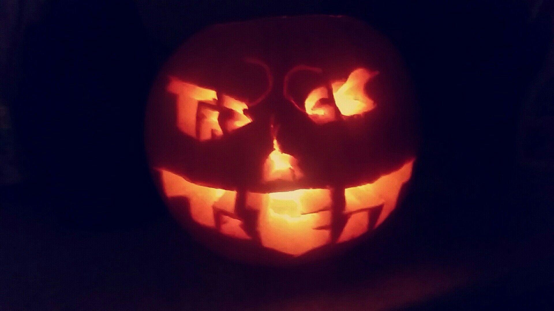 picture of a halloween pumpkin