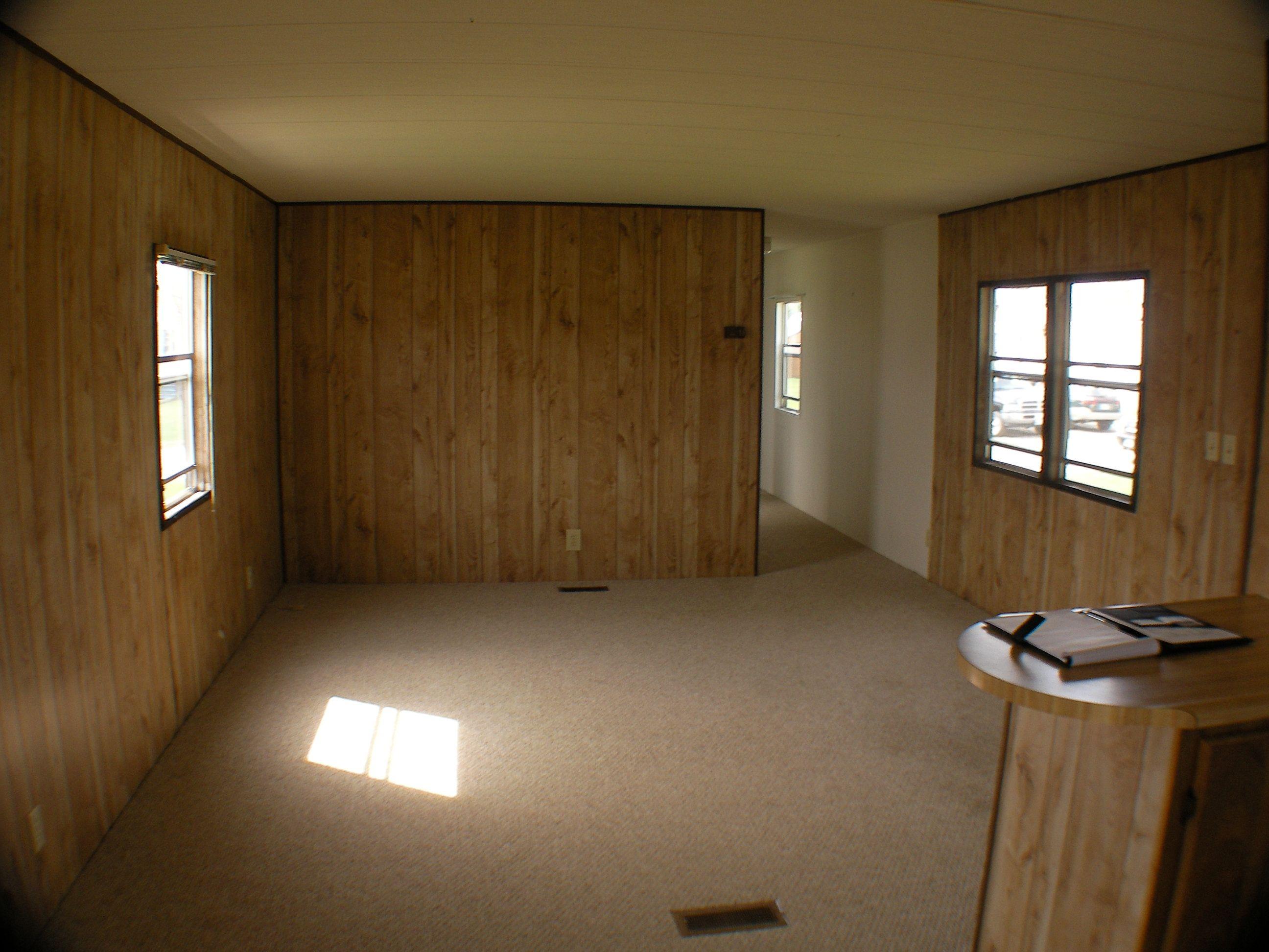 1983 (14\' x 72\'+ Deck) 3 Bedroom, 2 bath single wide mobile home ...