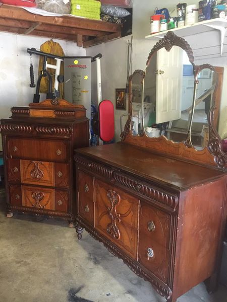 ANTIQUE FURNITURE DRESSER Riverside County Antiques Vintage Shabby Chic A  FB Southern California Group | So Cal Antiques Vintage Shabby Chic |  Pinterest ...