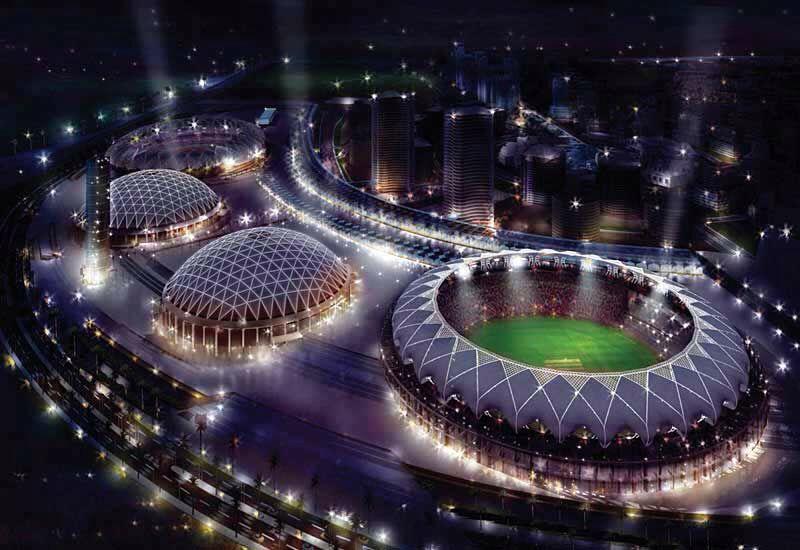 King Abdullah Sports City Jeddah Saudi Arabia Futuristic Architecture Futuristic Design Dubai City