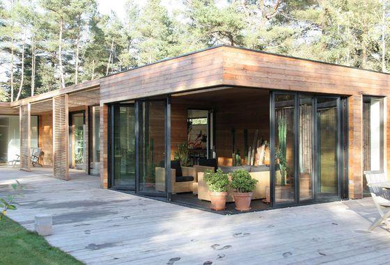 Bergman Werntoft House von Johan Sundberg Arkitektur