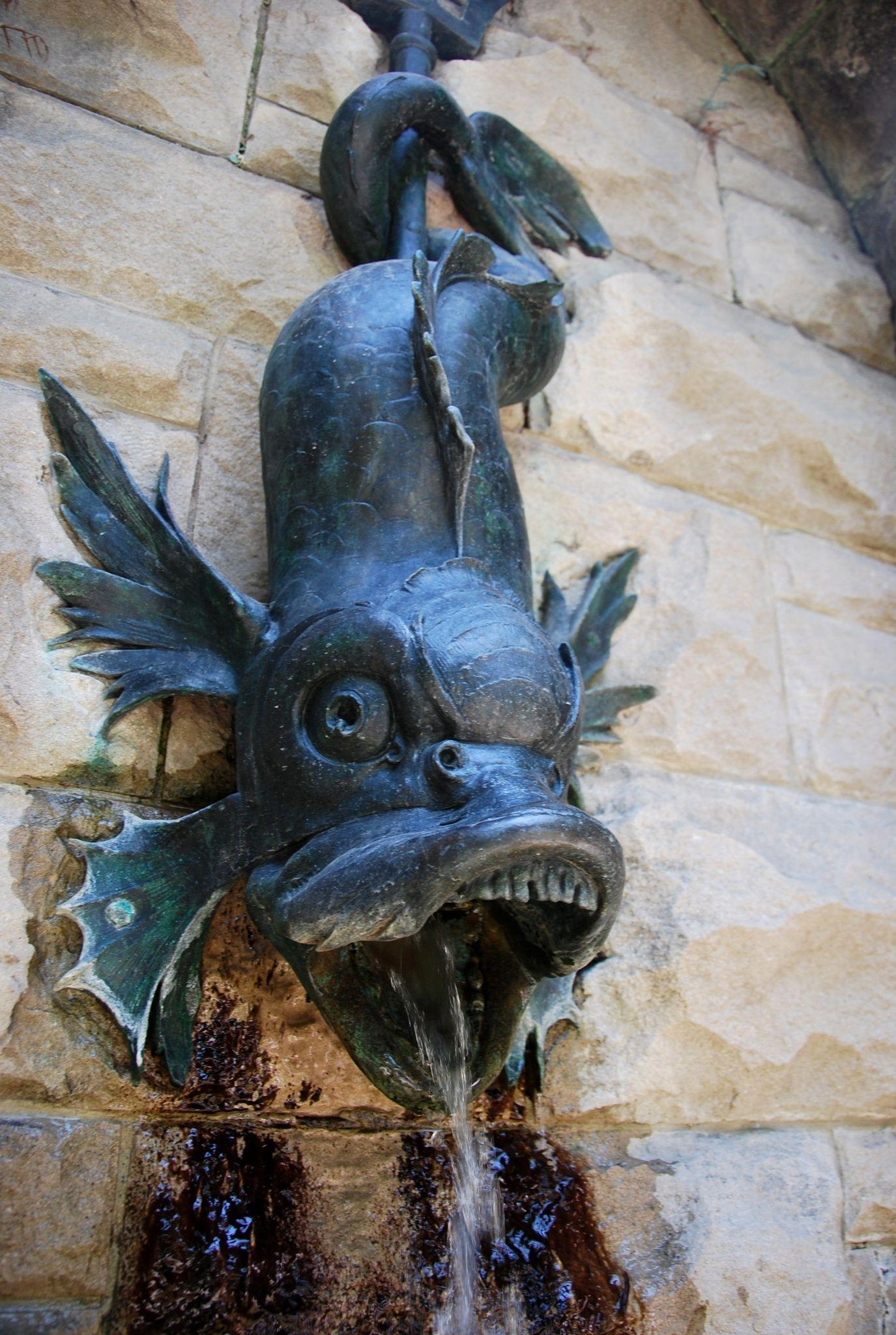 Gargoyle Fish Steve Retka - Eerie