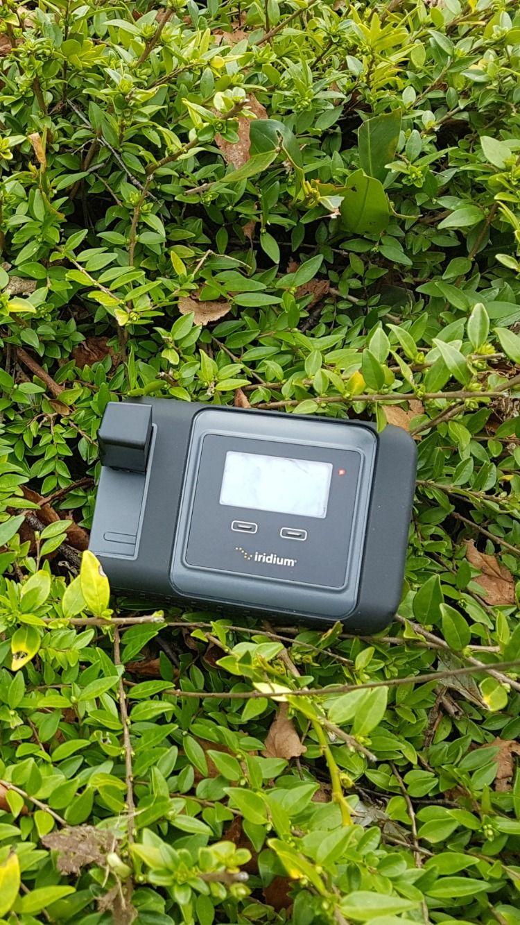 Iridium GO! Satellite WiFi Hotspot (Device Only) Wifi