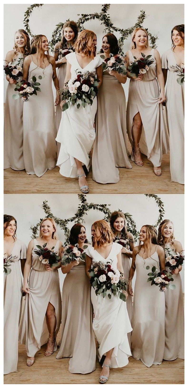Zaful Discounts Instagram Photos And Videos Light Champagne Bridesmaid D In 2020 Neutral Bridesmaid Dresses Champagne Bridesmaid Dresses Gold Bridesmaid Dresses,Plus Size Designer Wedding Dress