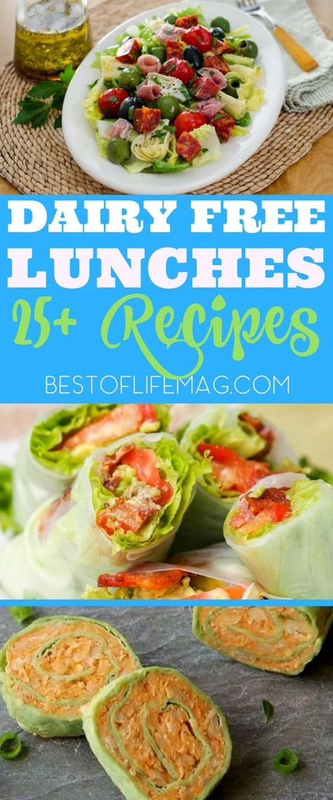 Dairy free lunch ideas 25 amazing recipes dairy recipes dairy dairy free lunch ideas 25 amazing recipes best of life magazine forumfinder Gallery