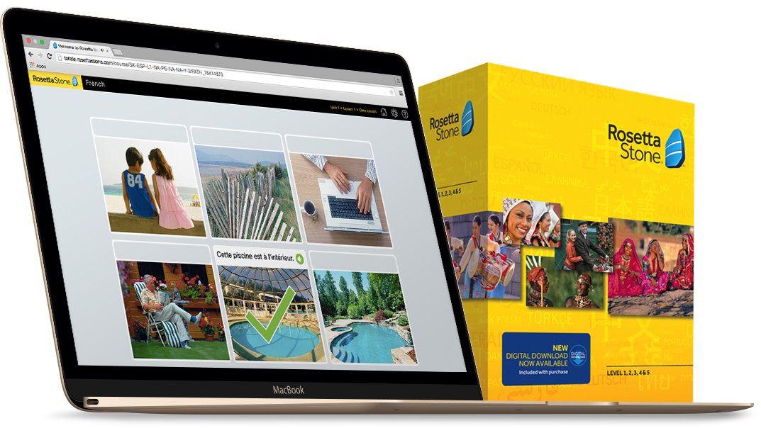 Learn Spanish online with Rosetta Stone®, the world's best