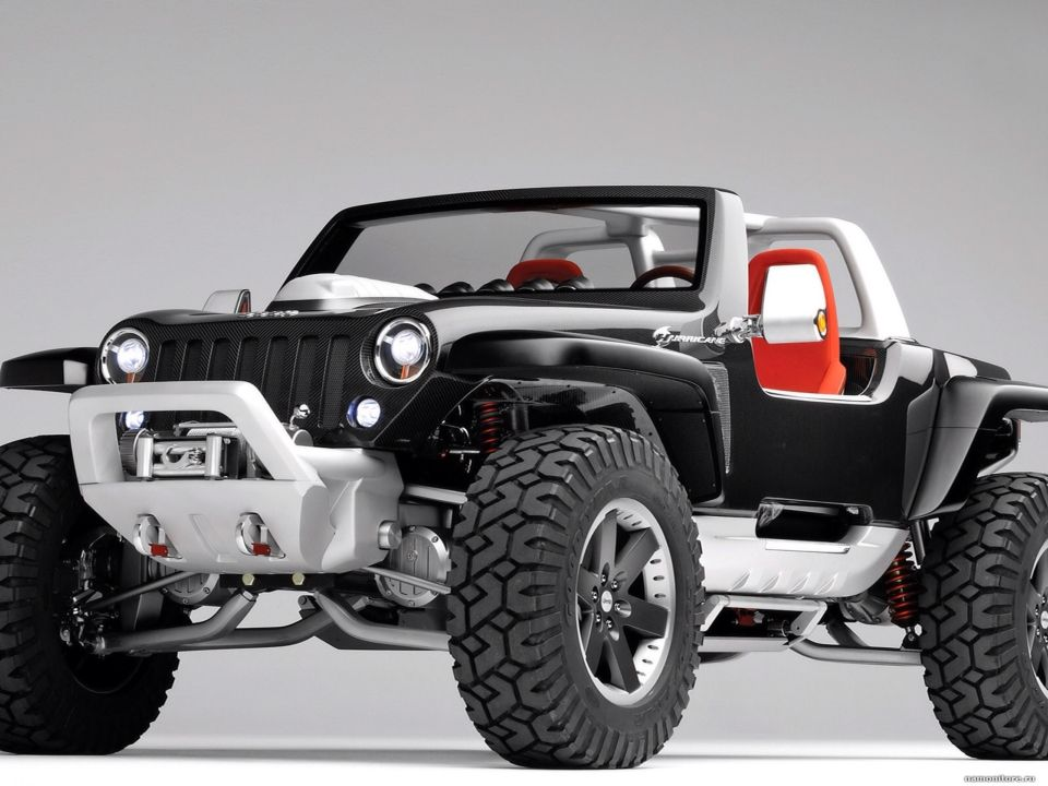 If I had a jeep wrangler, this would be it Jeep concept
