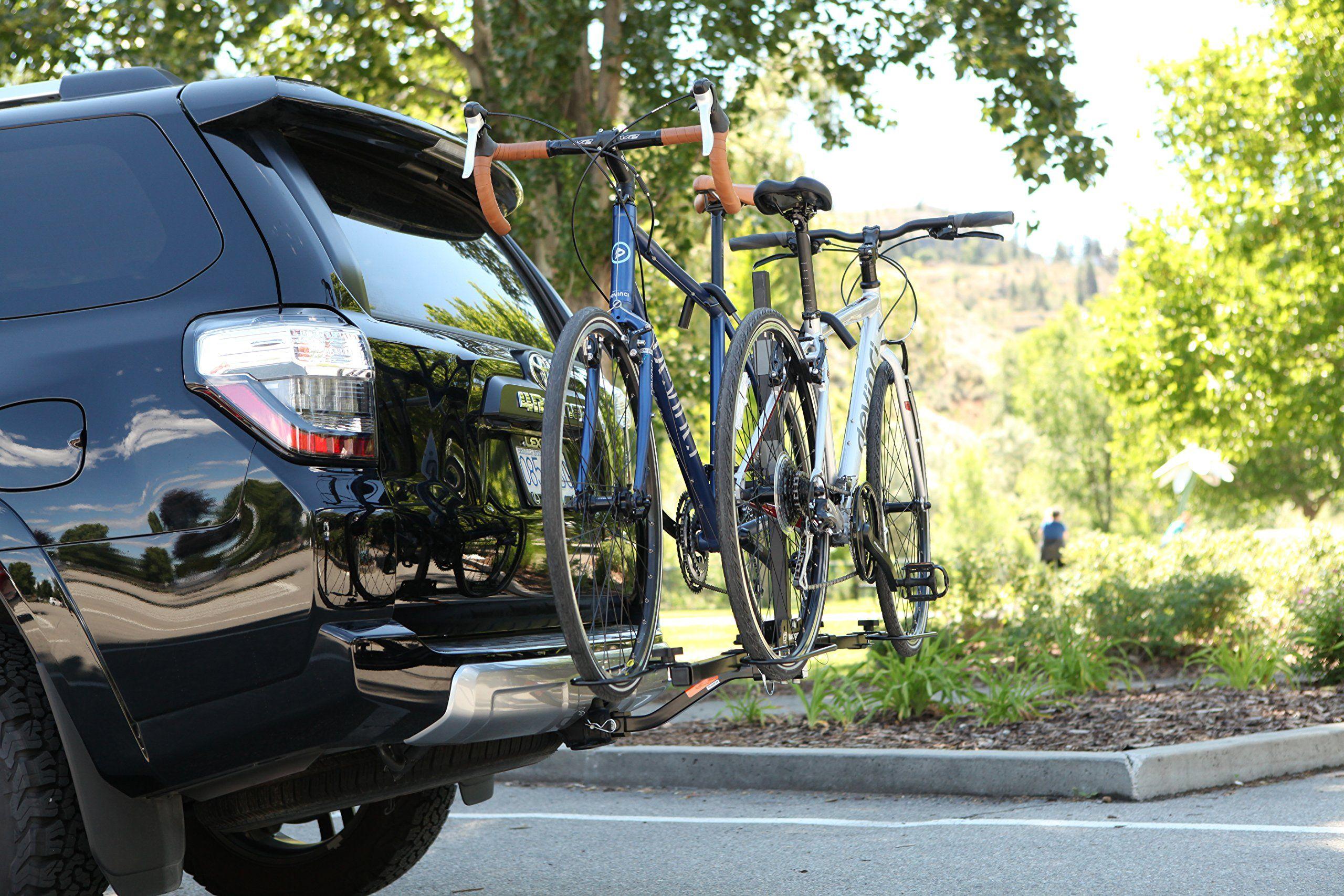 Swagman Xc Crosscountry 2bike Hitch Mount Rack 1 1 4 And 2inch