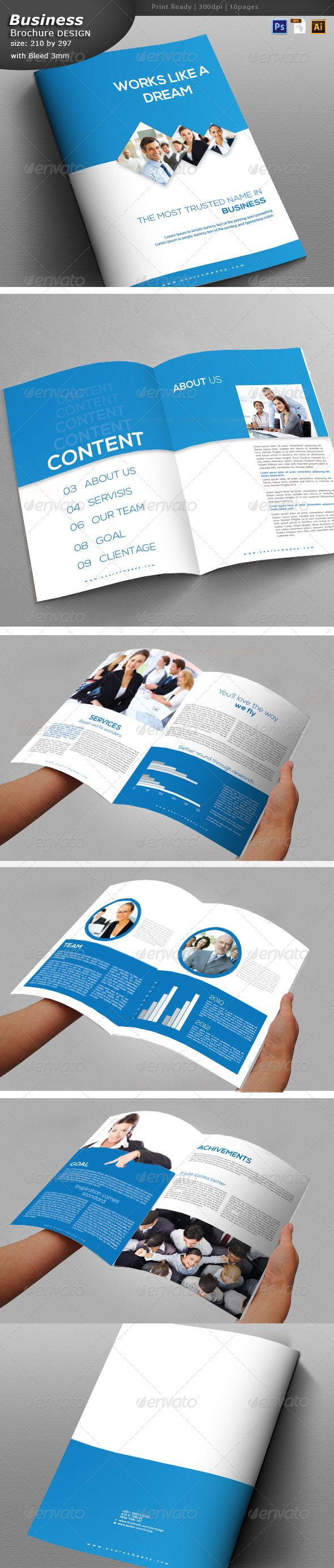 Officail Document Design Graphicriver Official Document Design