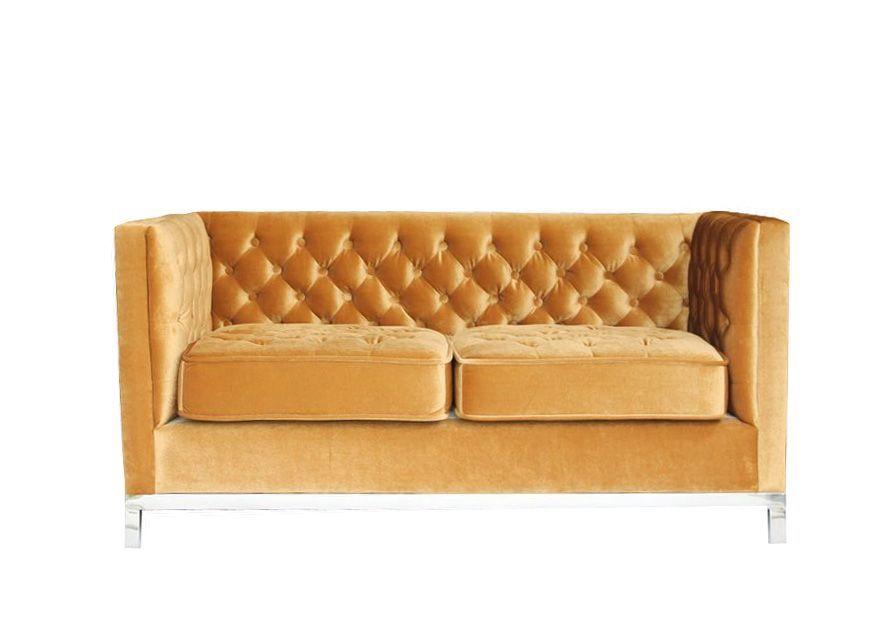 Superb Jess Loveseat Love Seats 1960S Furniture Sofa Velvet Couch Uwap Interior Chair Design Uwaporg