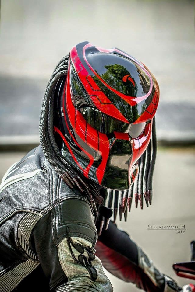 Killer More Custom Motorcycle Helmets Sport