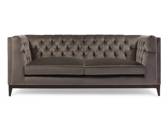 The Connaught Is A Comfortable And Modern Sofa That Can Be Tailored To Any  Size. It Is One Of Alter Londonu0027s Most Popular Sofas, And Looks Exquisite  In ...