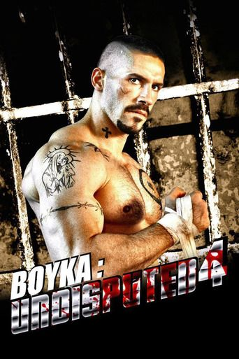 boyka undisputed 4 film complet vf