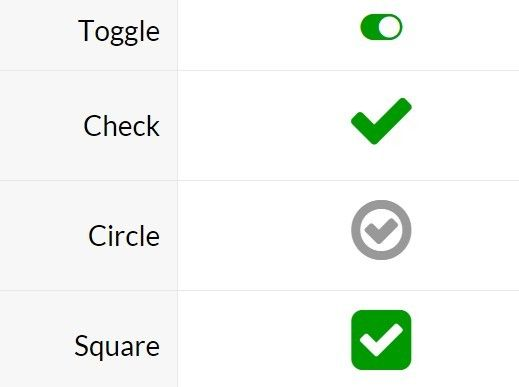 jQuery Plugin For Checkbox Based Toggle Buttons