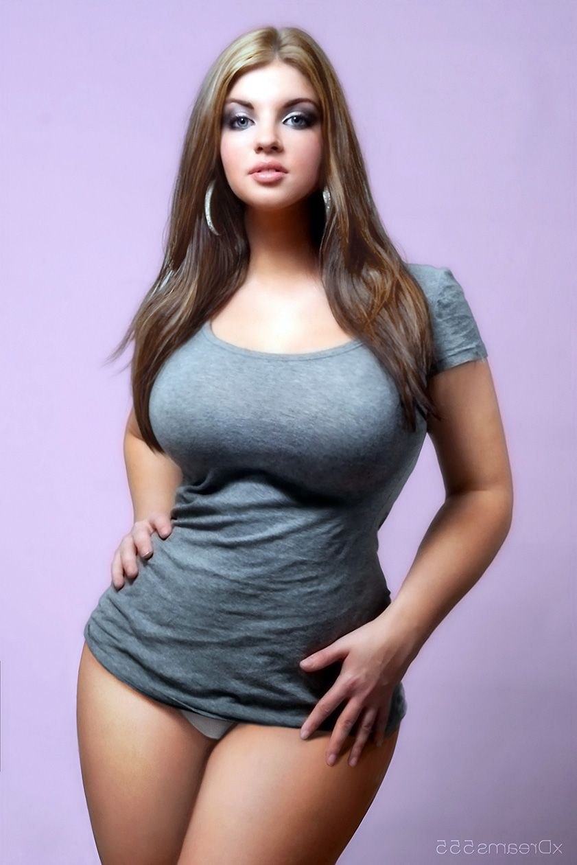 hot plus size naked female