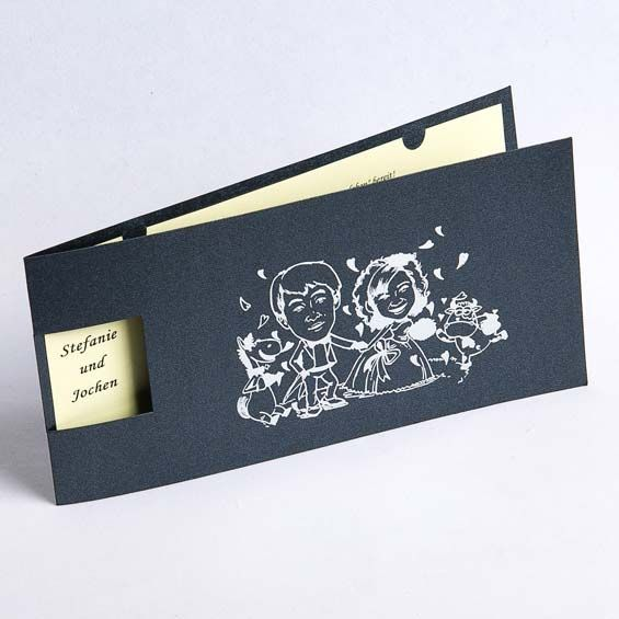 Fesselnd Ideen · Edle Einladungskarten Abbildung