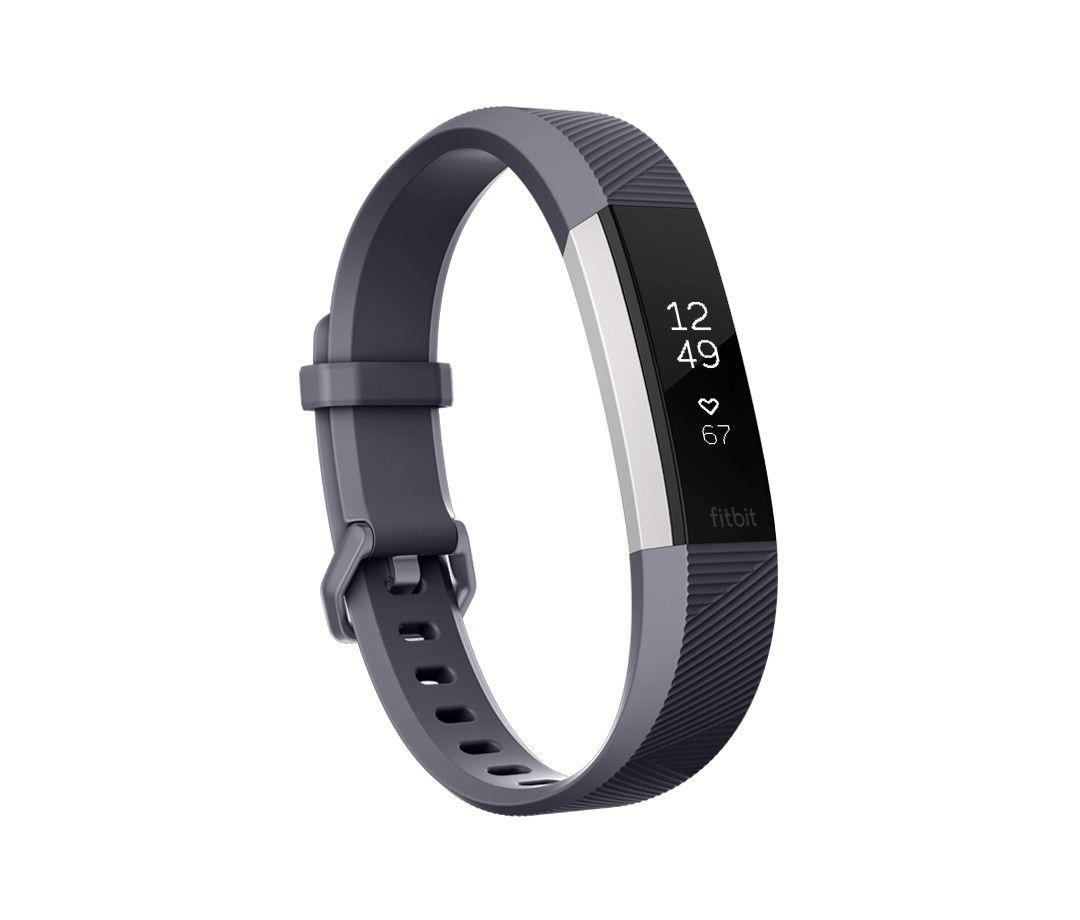 Fitbit Alta Hr Wireless Fitness Activity Tracker Wristband Mit Herzfrequenzmessung Blue Small Fitness Armband Fitbit Fitness Uhr