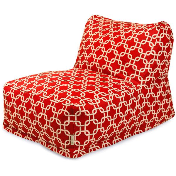Dot Bo Paper Chain Bean Bag Chair Lounger 155 CAD Liked On