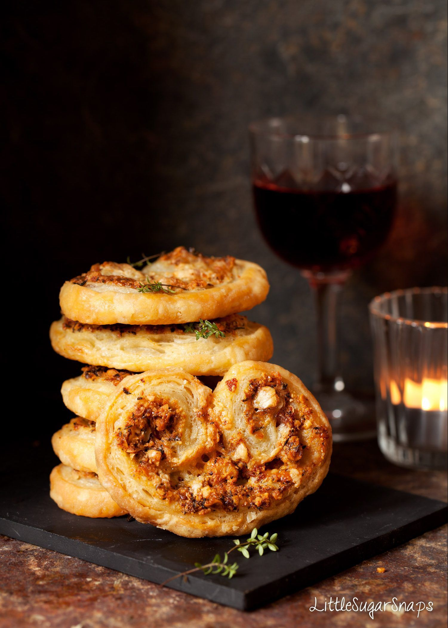 Cheese Palmiers Savoury Food Taleggio Cheese Milk Recipes