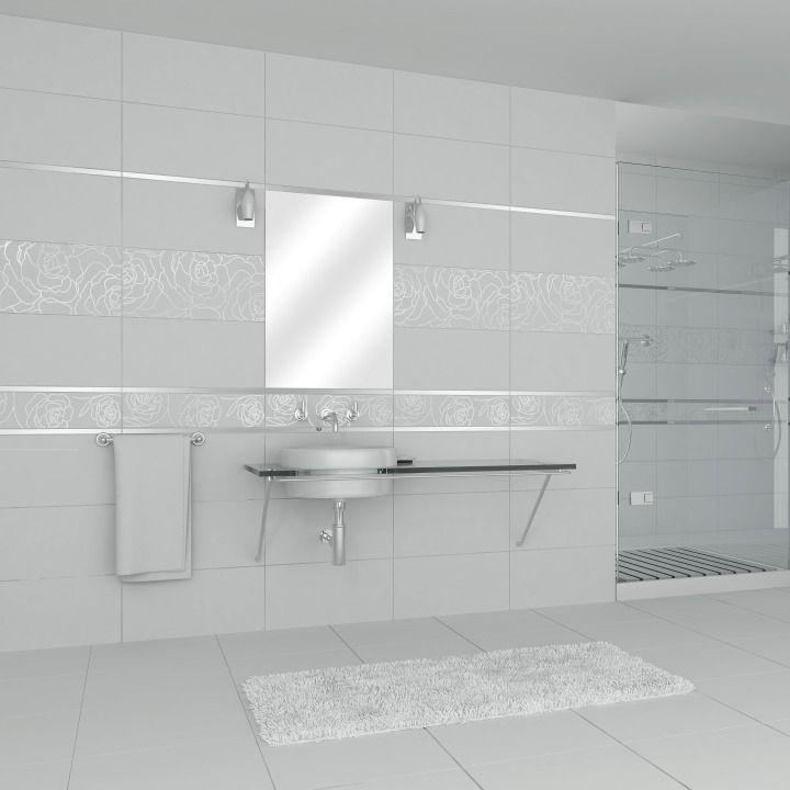 White Kitchen Tiles Plain Gloss 30x60 White Bathroom Tiles Cheap White Tiles Online White Bathroom Tiles White Bathroom Tile Bathroom