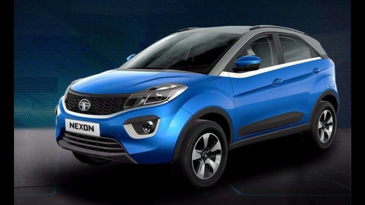 2019 Tata Nexon All New Details And Design Changes New Cars Car Model New Details