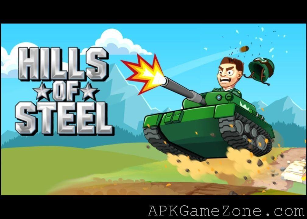 Hills Of Steel Money Mod Download Apk Steel