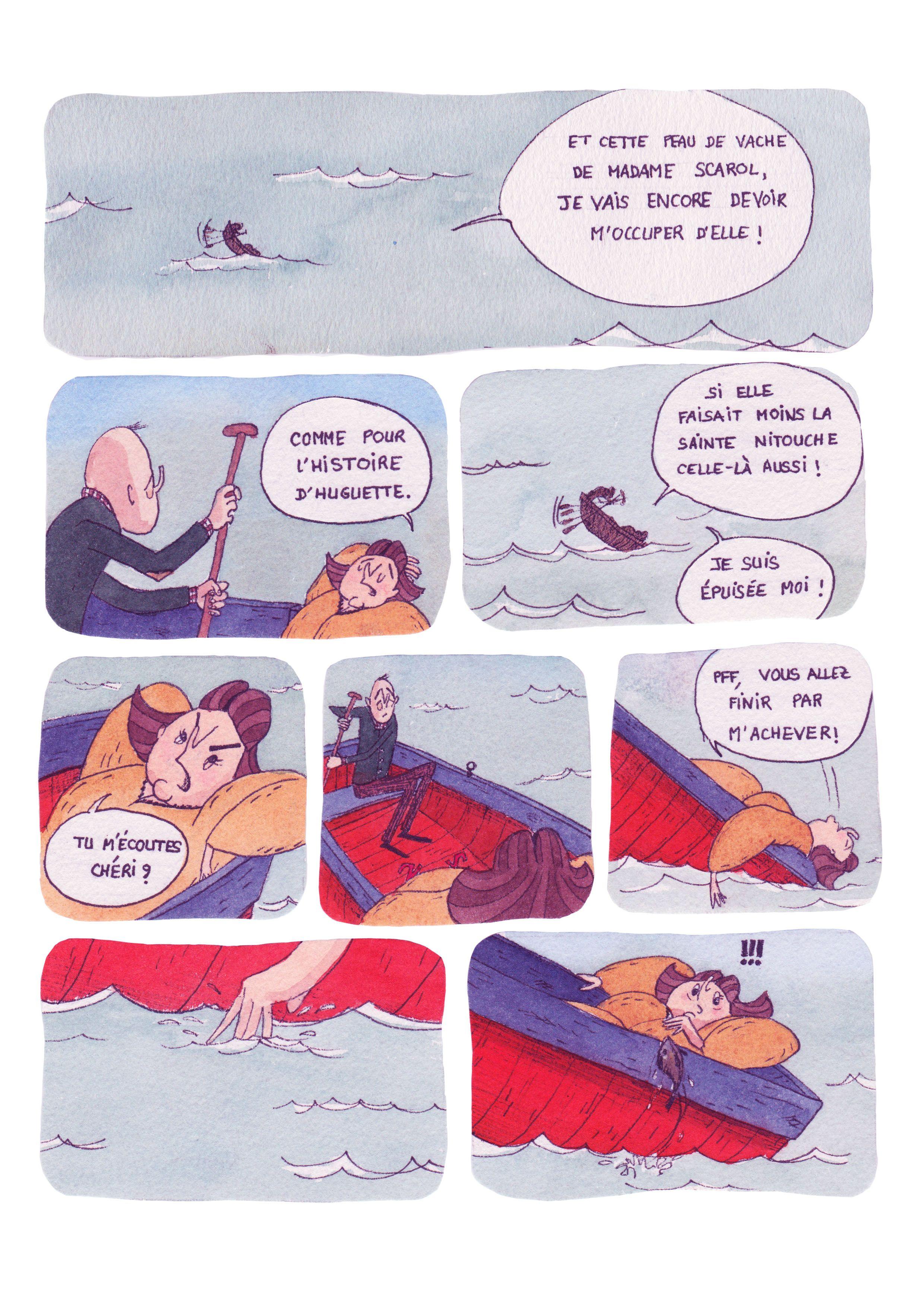petite bd à découvrir: http://penelopecamus.blogspot.fr/