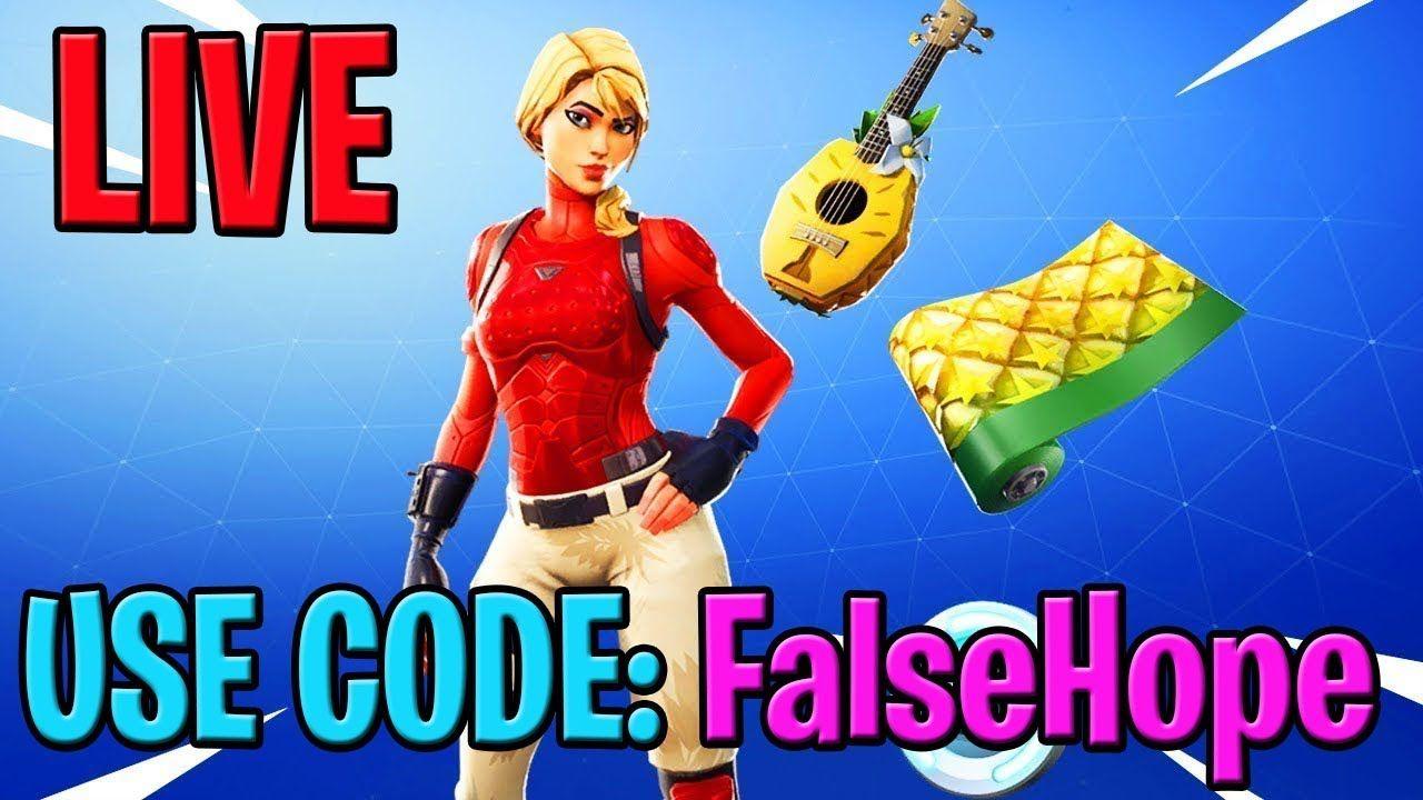 New Laguna Skin Starter Pack Live Gameplay Code Falsehope