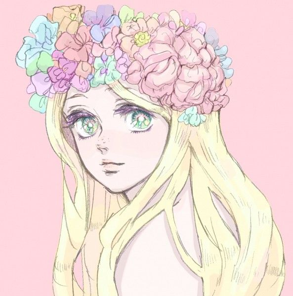 Rapunzel Anime Images Anime Rapunzel Characters