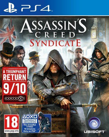 Assassin's Creed Syndicate Game PS4 Download | Games | Xbox one
