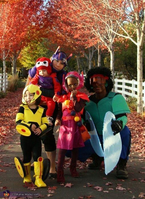 Big Hero 6 Family Halloween Costume Contest At Costume Works Com Character Halloween Costumes Family Halloween Costumes Big Hero 6 Costume