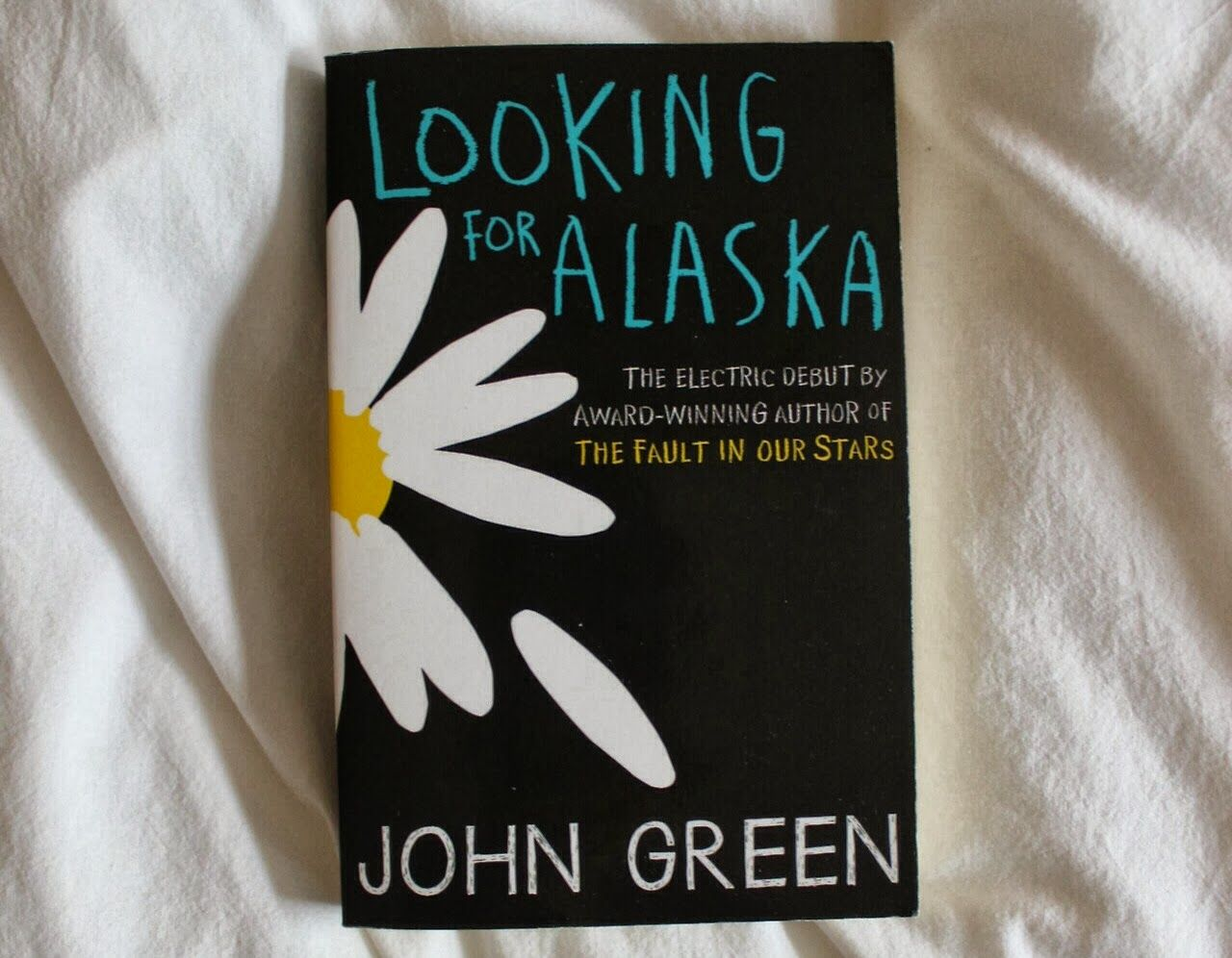 Looking For Alaska Hurricane Quote: Looking For Alaska Book By John Green