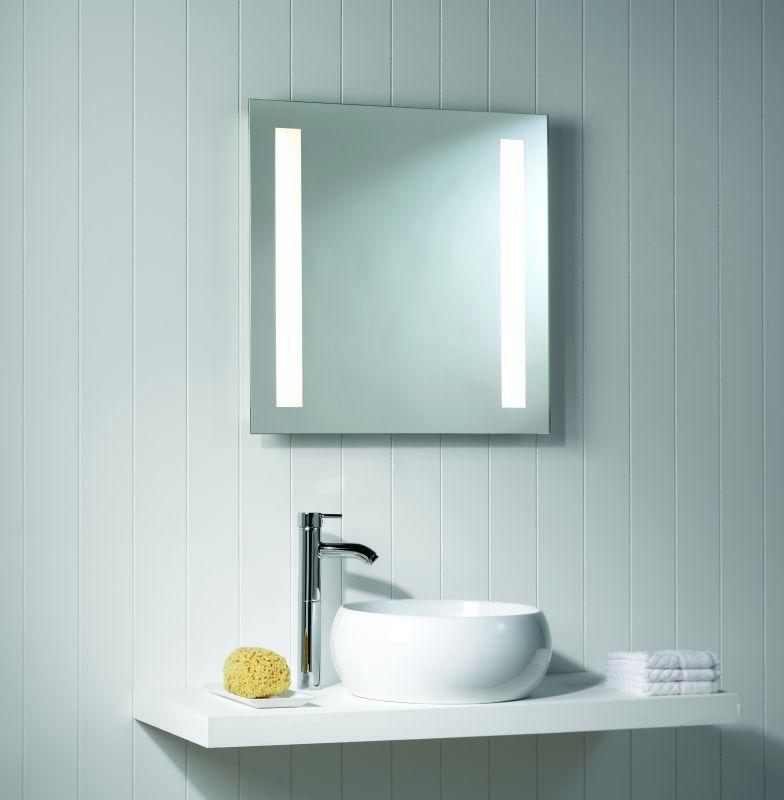 Bathroom Mirror Lighting #29: Bathroom Mirror Light Fixtures