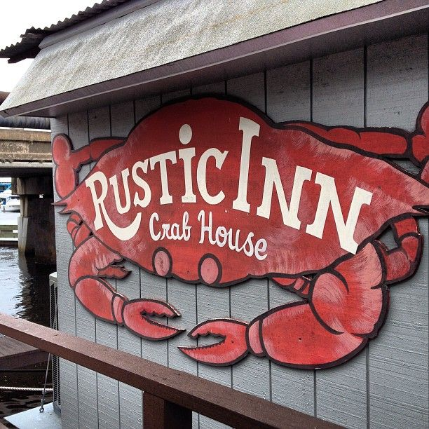 Rustic Inn Seafood Crabhouse In Fort Lauderdale Fl