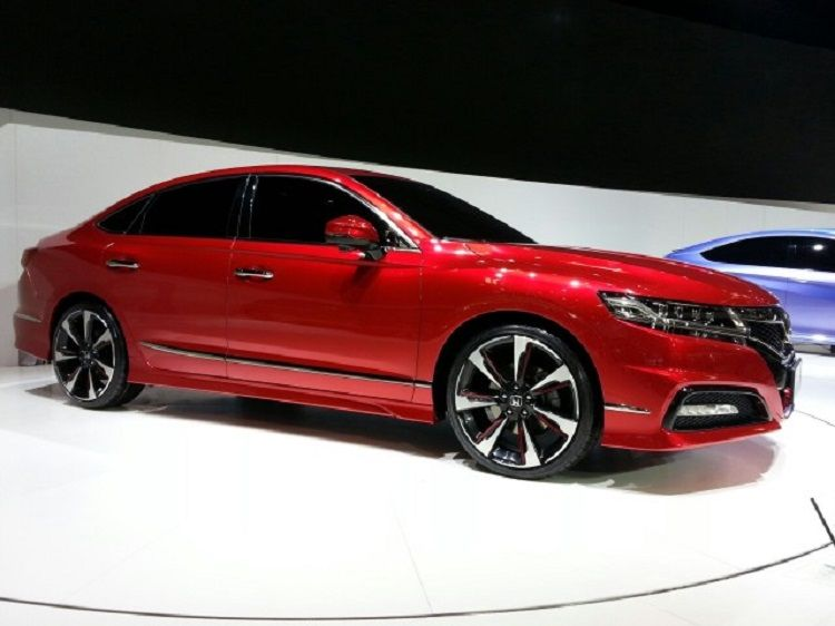 2017 Honda Accord Autowhow Front View