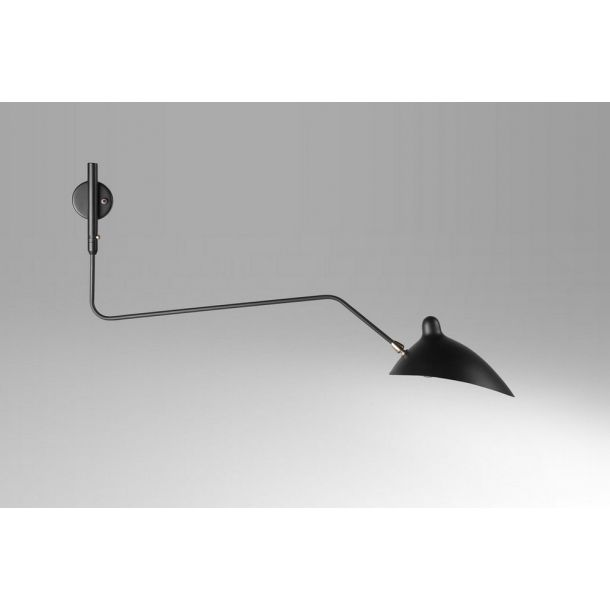 Astrom Wall Lamp Black Brass Memoky Com Wall Lamp Black Wall Lamps Black Wall Lights