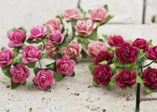 Diy mini rose tutorial using small prima paper flowers by tinycarmen diy mini rose tutorial using small prima paper flowers by tinycarmen mightylinksfo