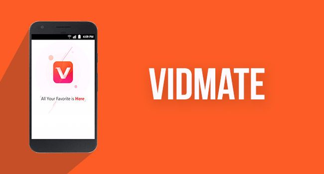 Vidmate is the best Android app for download Videos