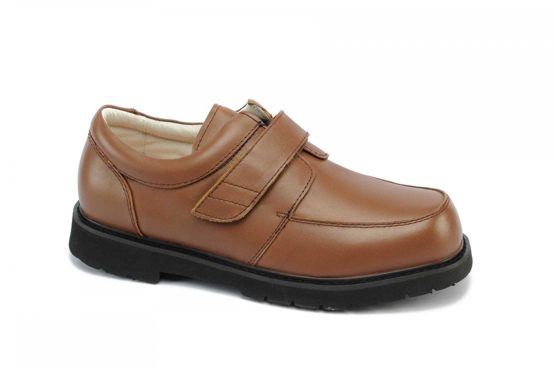 3dd9efcb2c Mt. Emey 9921 - Men's Orthopedic Shoes By Apis Black - 5 6e in 2019 ...