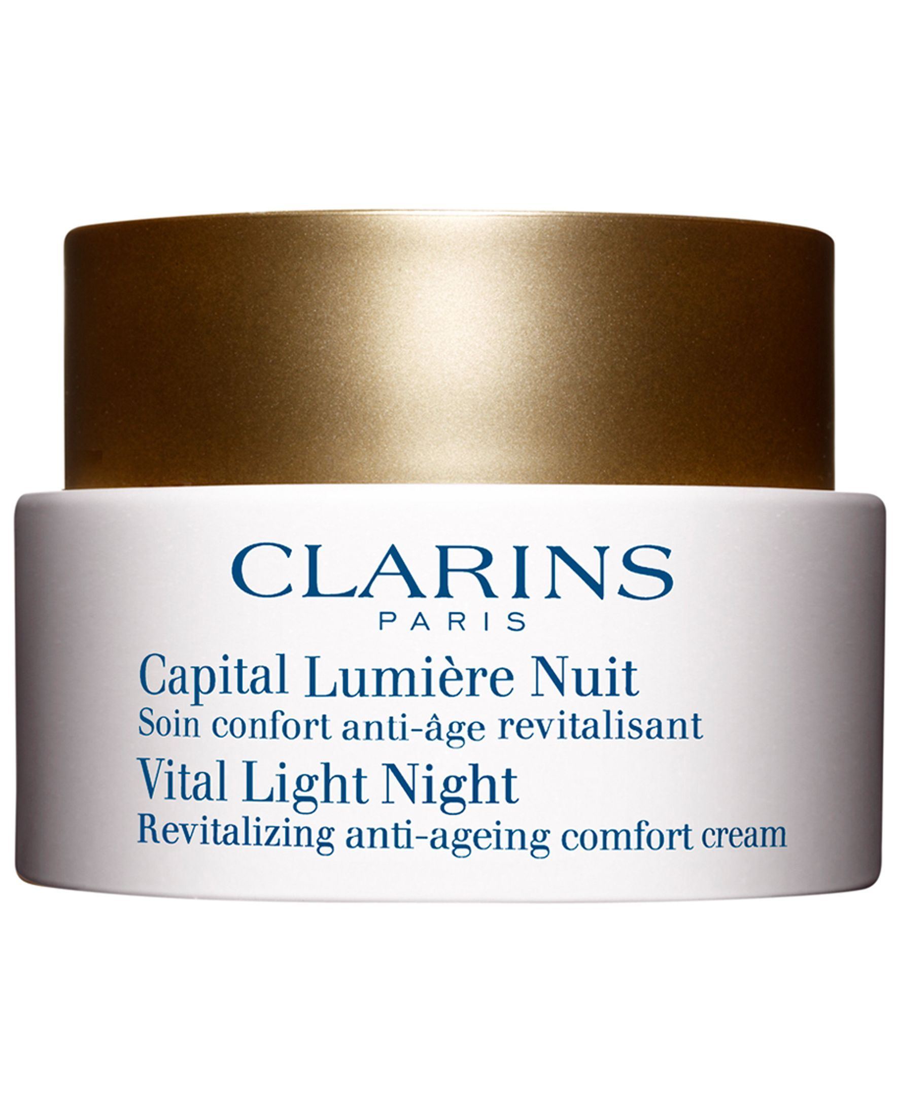 Clarins Vital Light Comfort Night Cream For Dry Skin
